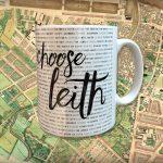 Choose Leith Mug Cut Out