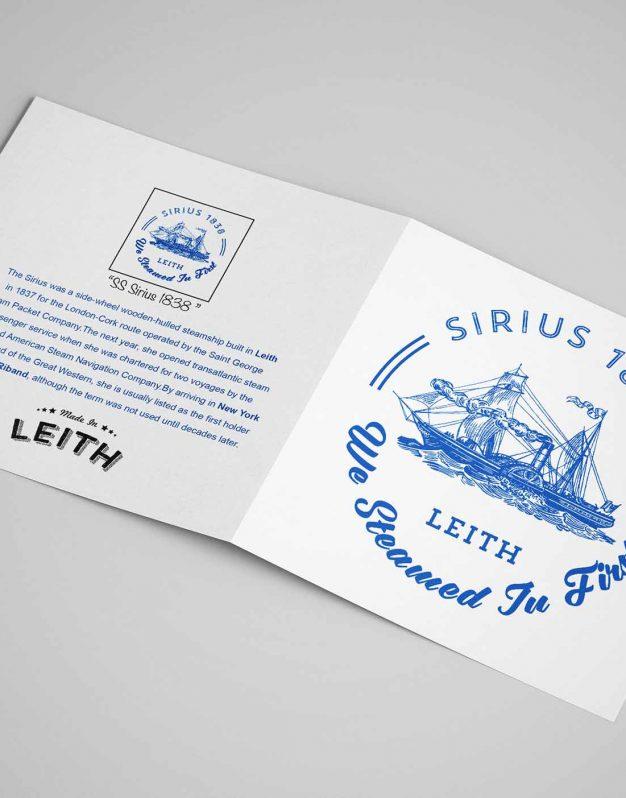 Card - Sirius Card