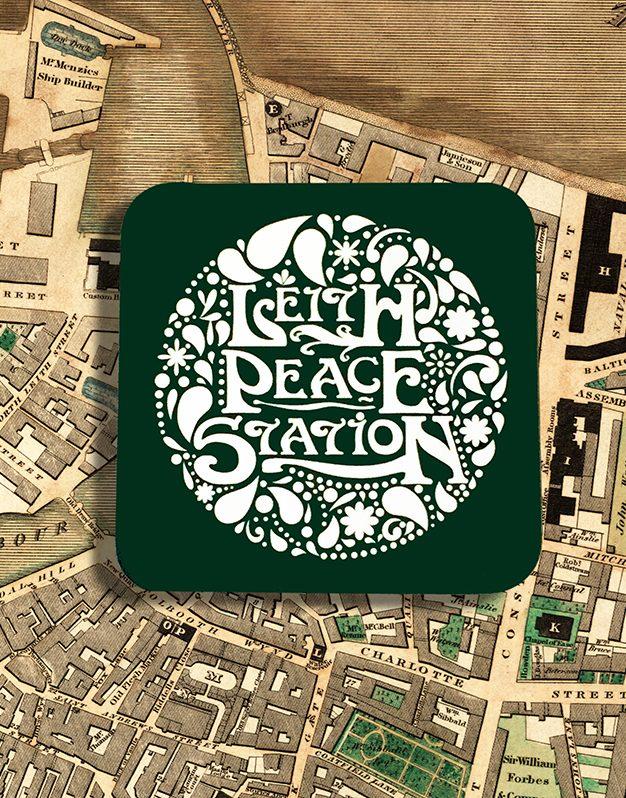 Coaster - Leith Peace Station