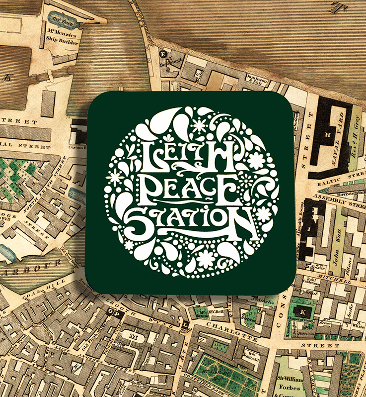 Coaster - Leith Peace Station