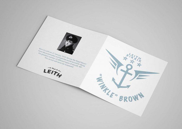 Card - Winkle